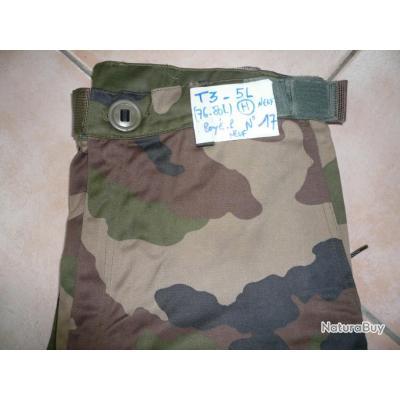 Pantalon felin T3 camo ce / taille : 5L (76-80L) / felin t3 / N°17
