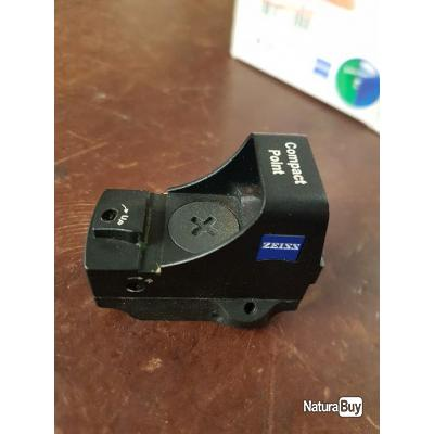 point rouge compact zeiss blaser