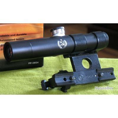 LUNETTE pour  MOSIN-NAGANT  Sniper / SVT 40 -a