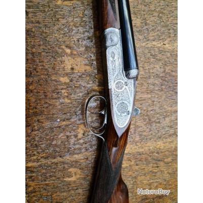 Fusil Juxtaposé Arieta Cal 28