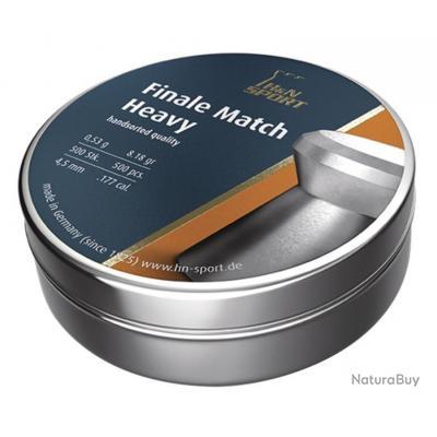 FINALE MATCH HEAVY - HN 4.49 mm