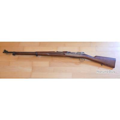Mauser Suédois M96 de 1899 Calibre 6.5X55