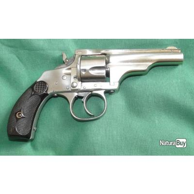 Revolver Merwin & Hulbert small frame double action cal 32 SW