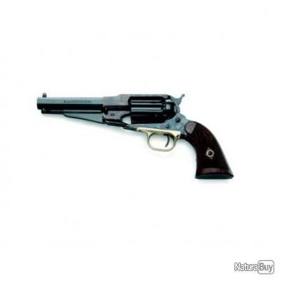 Revolver Pietta 1858 Remington New Army Sheriff Jaspé Quadrillé Calibre 44 PN