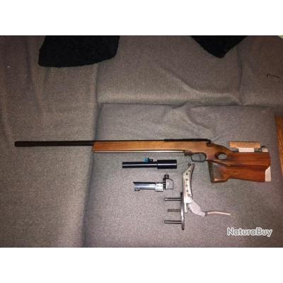 Anschutz 1913 22lr canon lourd