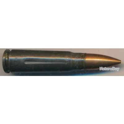 Une fausse cartouche de manipulation Tchécoslovaque calibre 7,62x39 AK 47 BELLE !