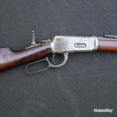 Carabine Winchester 1894 cal 30x30 avec Dioptre Lyman