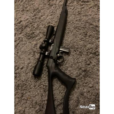 22 long rifle 80 sseberg + silencieux