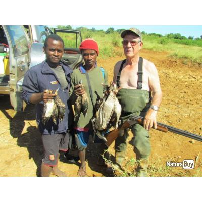 MADAGASCAR - CHASSE ET PÊCHE AU GROS