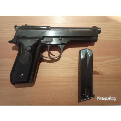 Beretta mod 92 9x19 très bon état