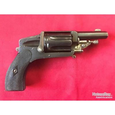 Revolver Hammerless 6mm vélodog (083)