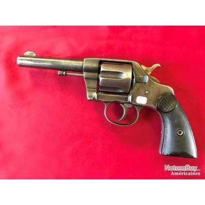 Revolver Colt 1889 DA cal.41LC (120)