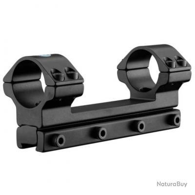 Colliers de montage Monobloc Sport Match Dampa - Prisme 11 mm - 25.4 mm