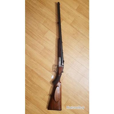Fusil mixte juxtaposé J.P.Sauer&Sohn SUHL cal20/70 6,5×41R