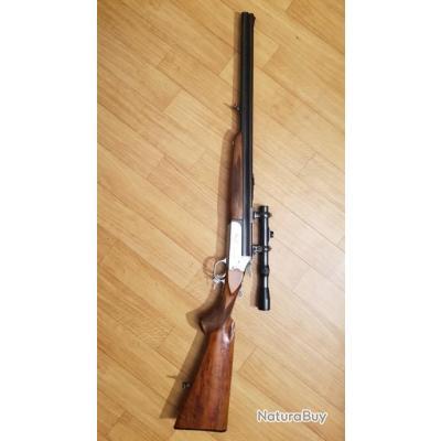 Fusil mixte SAVAGE 24H-DL cal20/76 22mag