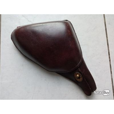 Etui jambon modèle 1876-193 modifié 1909 pour révolver 1892