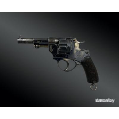 Revolver Modèle 1874 De Marine, Officier. France