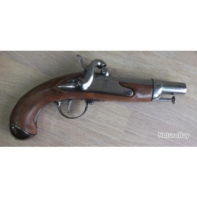Pistolet Mle 1822 T de Gendarmerie