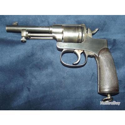 Revolver Autrichien Rast & Gasser modéle 1898