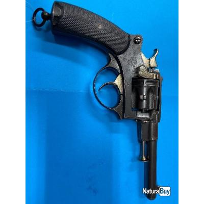 revolver 1887 civil de luxe