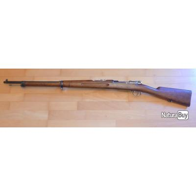CARL GUSTAFS M96 MAUSER SUEDOIS CALIBRE 6.5X55