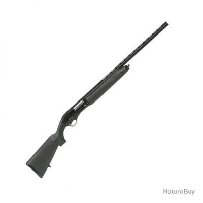 Fusil de chasse semi-auto Country synthétique noir - Cal. 12/76 - 76 cm