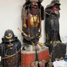 armure japonaise OKEGAWA DON TOSEI GUSOKU