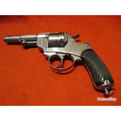 rare revolver suterlin lippmann 1873 marine suedoise