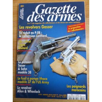 Gazette des armes N° 301