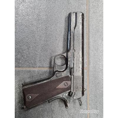 Pistolet 1911 de 1918 en 45acp