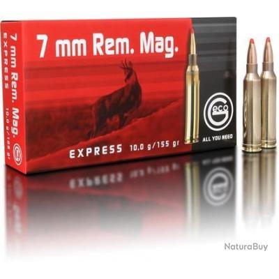 EXPRESS - GECO 7 mm rem mag, 10 g