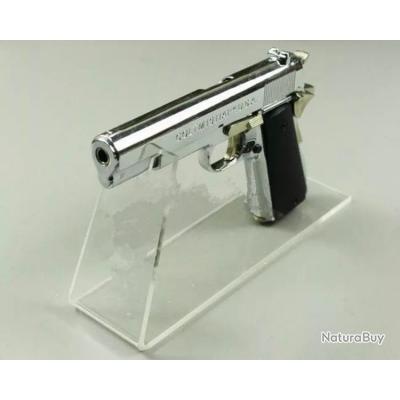 Lot Vendu sans les revolvers /  4 Présentoirs ou portes revolvers