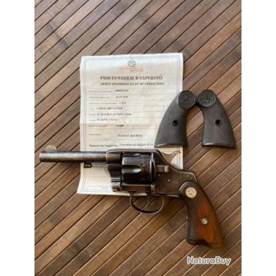 REVOLVER COLT 1895 CALIBRE 41 Long Colt