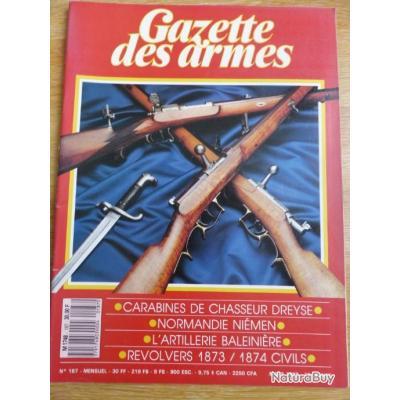 Gazette des armes N° 187