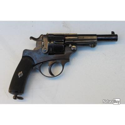 Revolver Mle 1874 civil