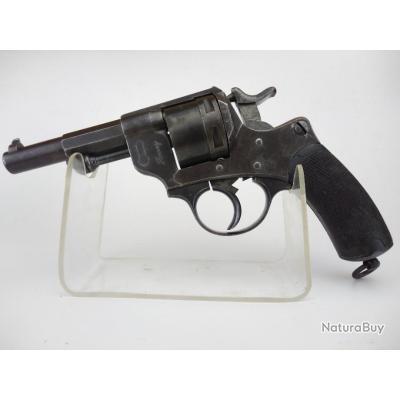 """Très rare revolver model 1873 """"HENRY"""" pour marine Suédoise n° 266"""