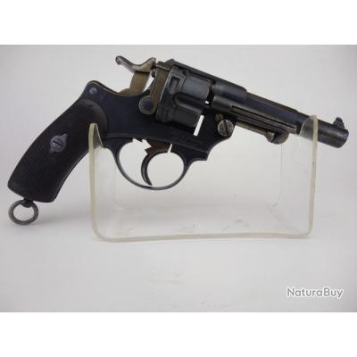 Beau revolver d'officier modèle 1874 militaire cal. 11mm73
