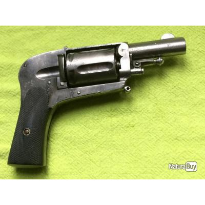 REVOLVER TYPE BOSSU 8mm92 !! 1€ SANS PRIX DE RESERVE !!