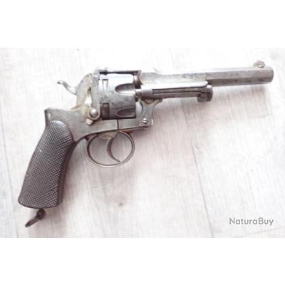 Revolver Fagnus Maquaire, 11 mm