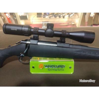Carabine ruger american calibre 308 win avec lunette Hawke optic fastmount 3x9x40
