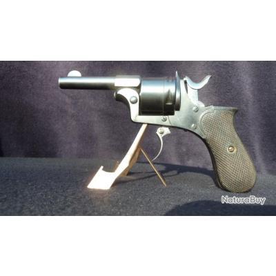 Superbe revolver Galand