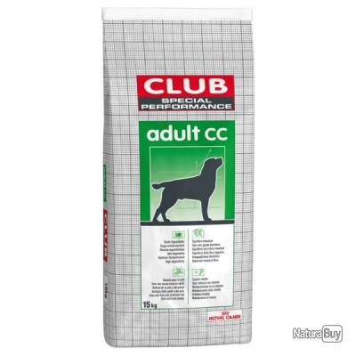 CLUB CROQ 15KGS