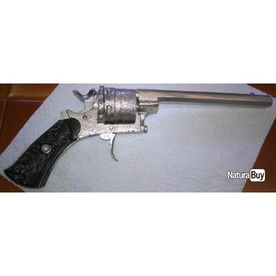 Revolver de Transition 9mm pour Déco