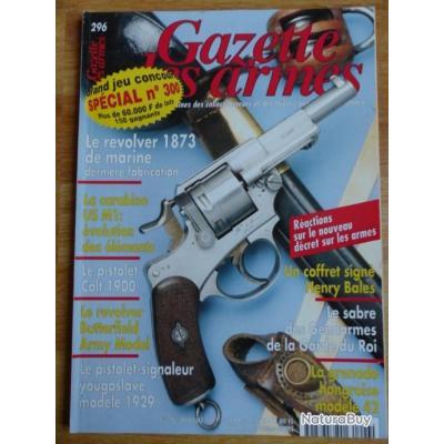 Gazette des armes N° 296