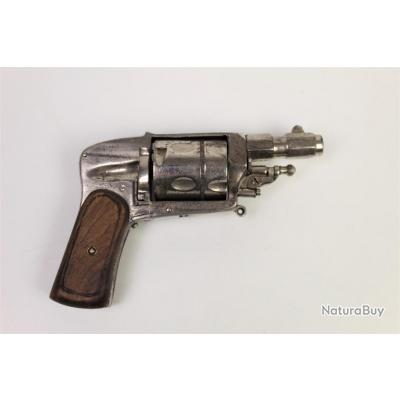 REVOLVER 8mm/92 HAMMERLESS 1€ SANS PRIX DE RESERVE