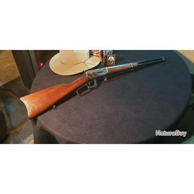 WINCHESTER 1894 calibre 25/35 - bel état - (avec tout le nécessaire au rechargement)