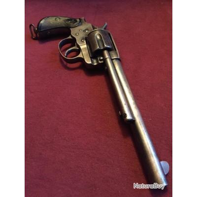 Colt Frontier 7'' 1/2 DA 1878 44-40
