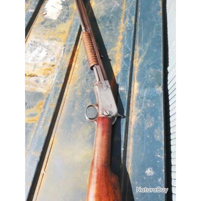 Winchester 22 WRF à pompe model 1890
