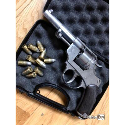 Superbe revolver modèle 1873 chamelot delvigne  11mm73