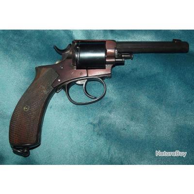 Beau revolver de type R.I.C pour L'export calibre 380 long